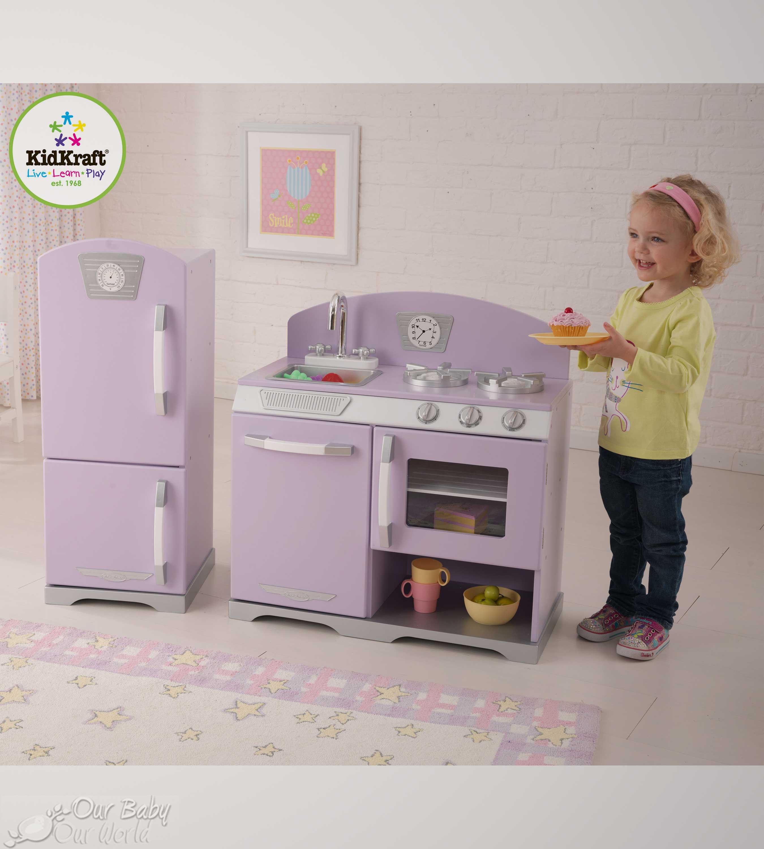 Kidcraft retro kitchen photo - 2