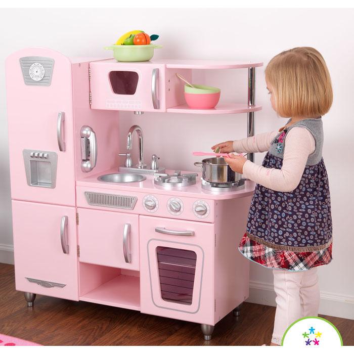 Kidkraft pink kitchen photo - 1