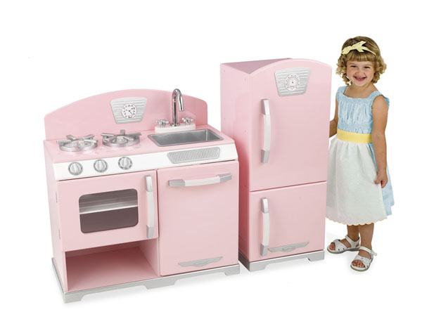 Kids retro kitchen photo - 1