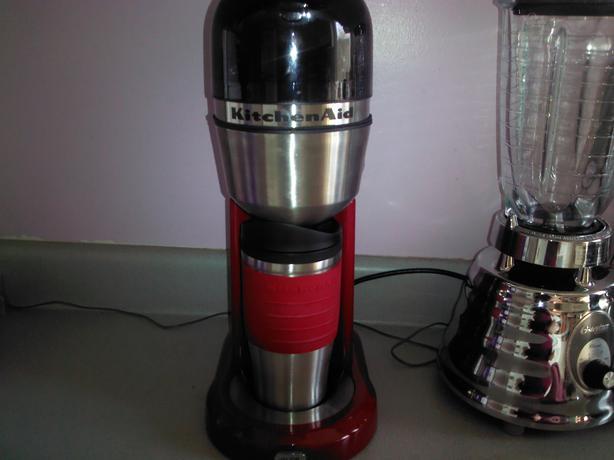 Kitchen aid coffee maker photo - 1