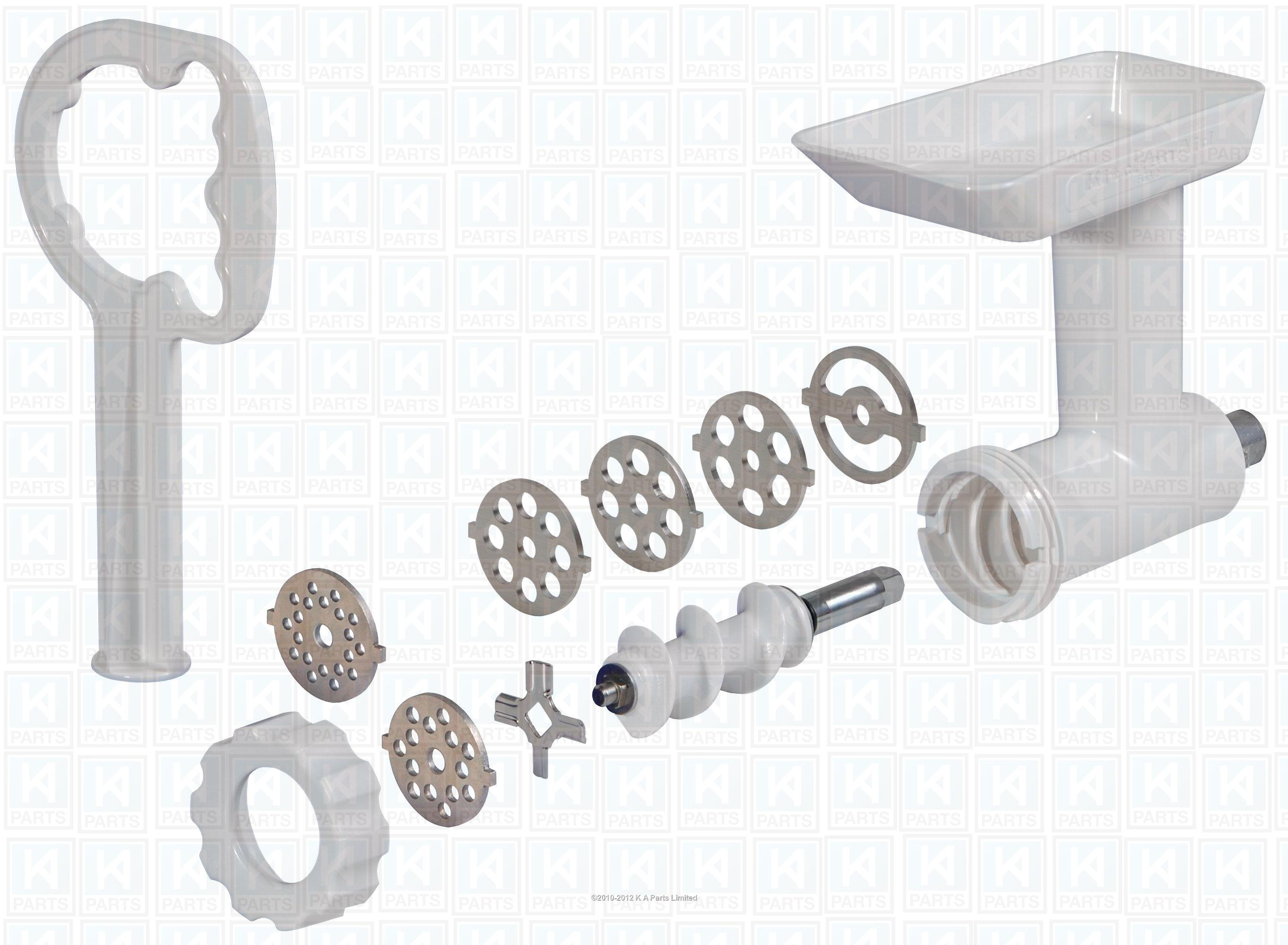 Kitchen aid grinder photo - 3