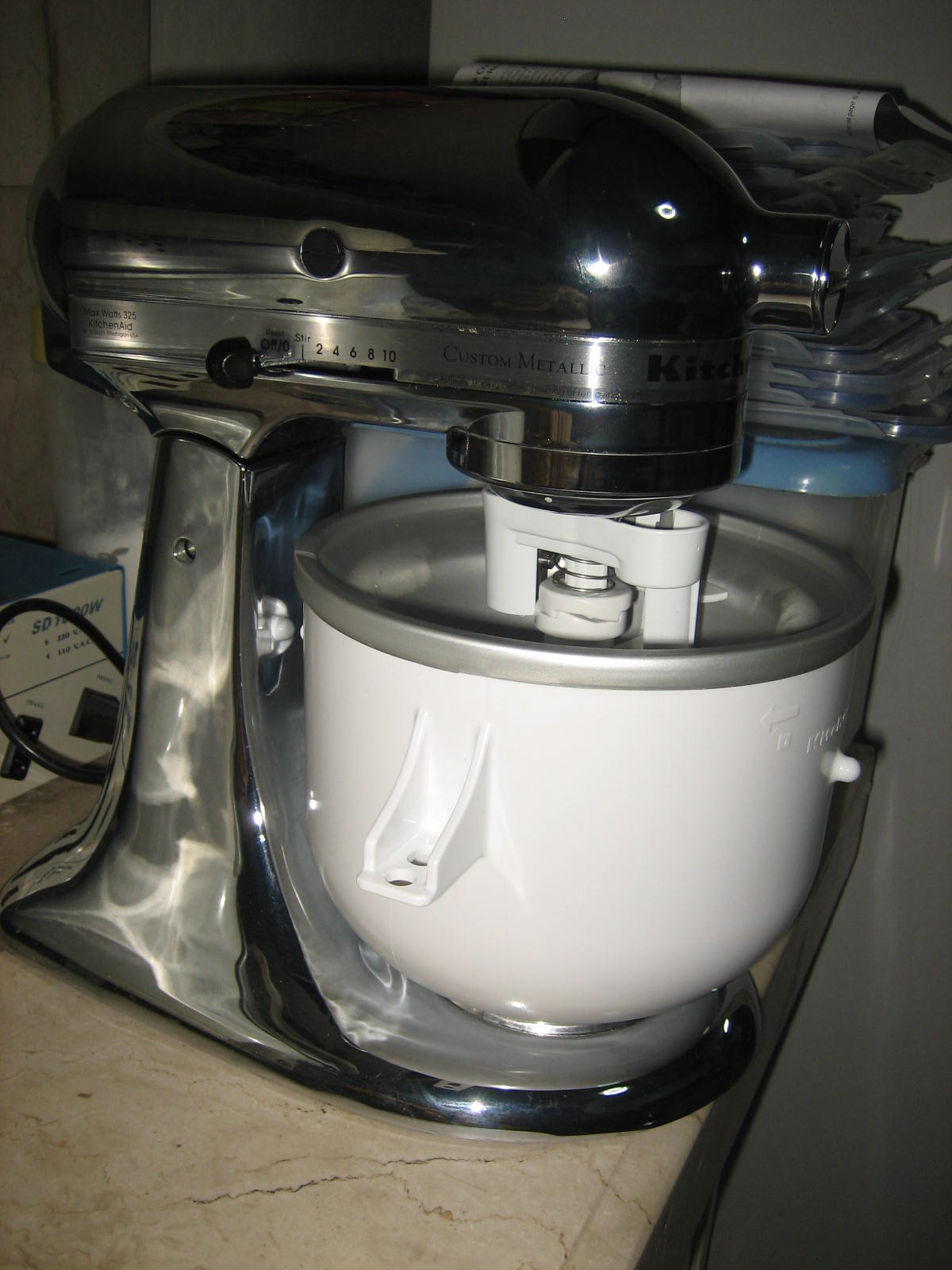 Kitchen aid ice photo - 1