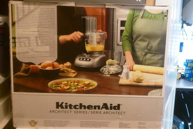 Kitchen aid mini food processor photo - 2