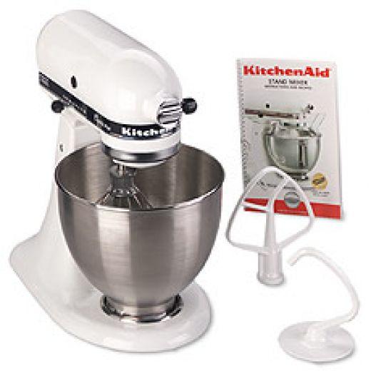 Kitchen aid mix master photo - 3