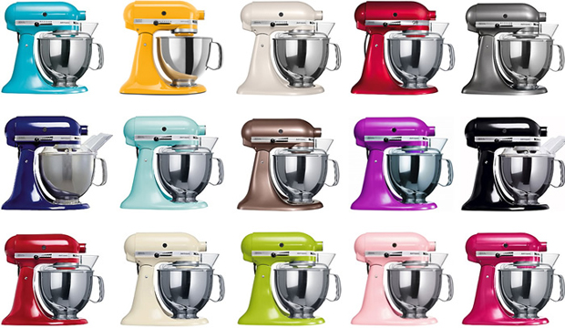 Kitchen aid mixers photo - 1