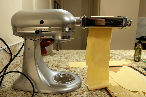 Kitchen aid pasta photo - 1