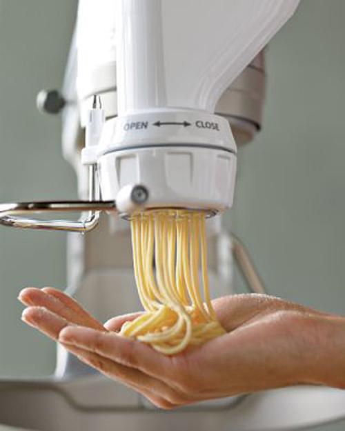 Kitchen aid pasta attachment photo - 1