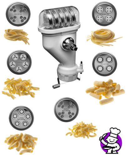 Kitchen aid pasta attachment photo - 3