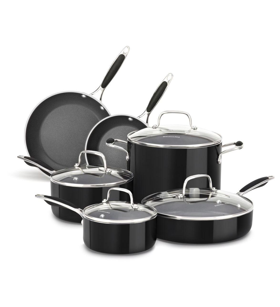 Kitchen aid pots and pans photo - 1