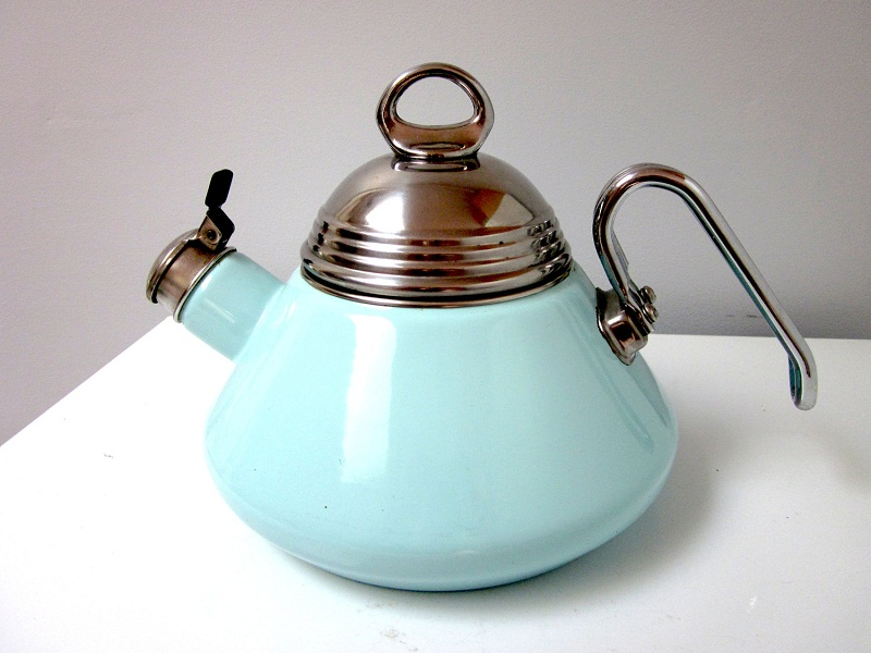 Kitchen aid tea kettle photo - 3
