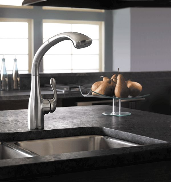 Kitchen and bathroom faucets photo - 1