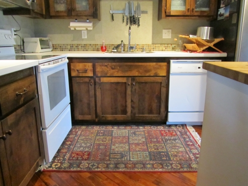 It Is The Best Fiber Choice For A Kitchen Area Rug. Polyester Fiber Is Very  Resistant To Soiling And Staining.