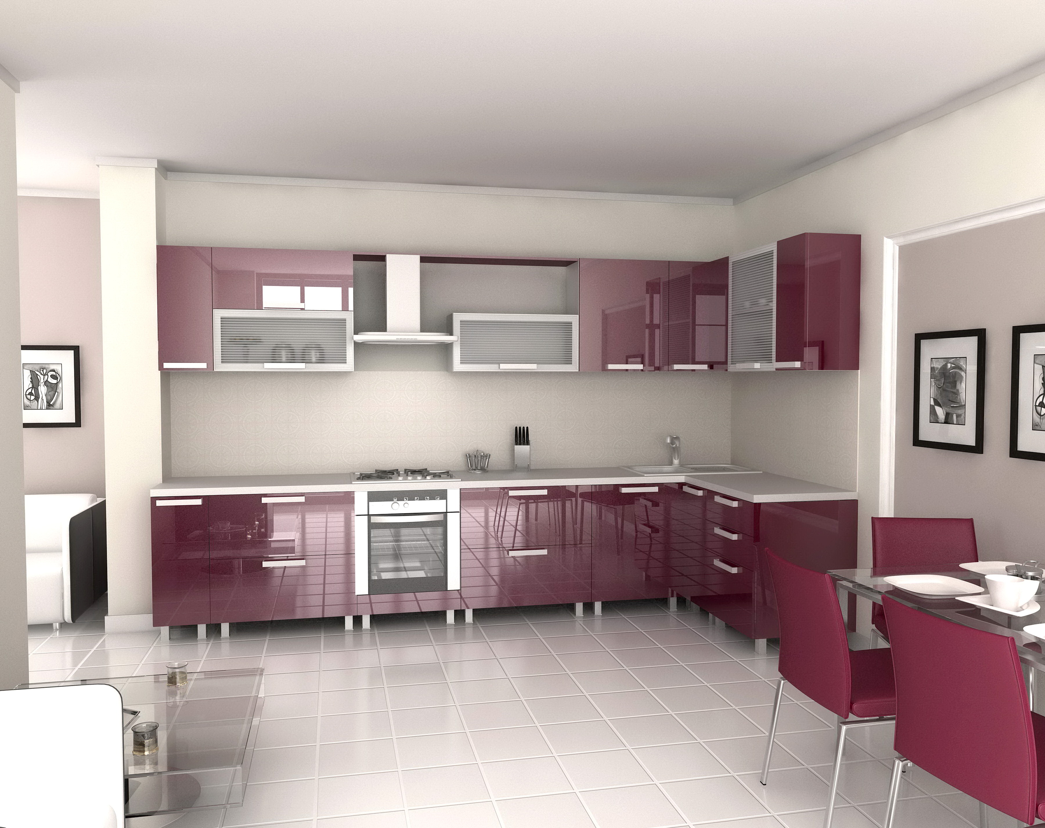Kitchen bar sets photo - 2