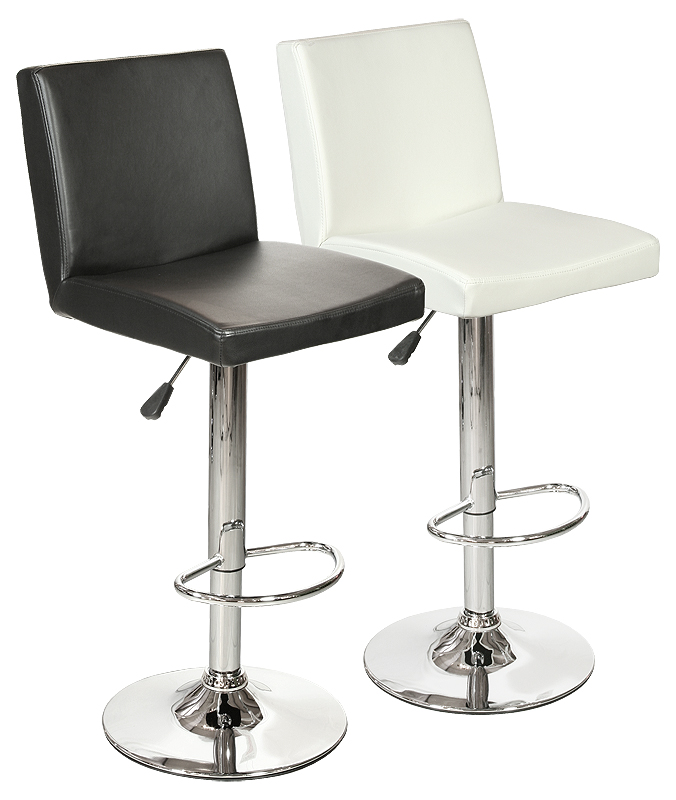 Kitchen bar stools with backs photo - 3