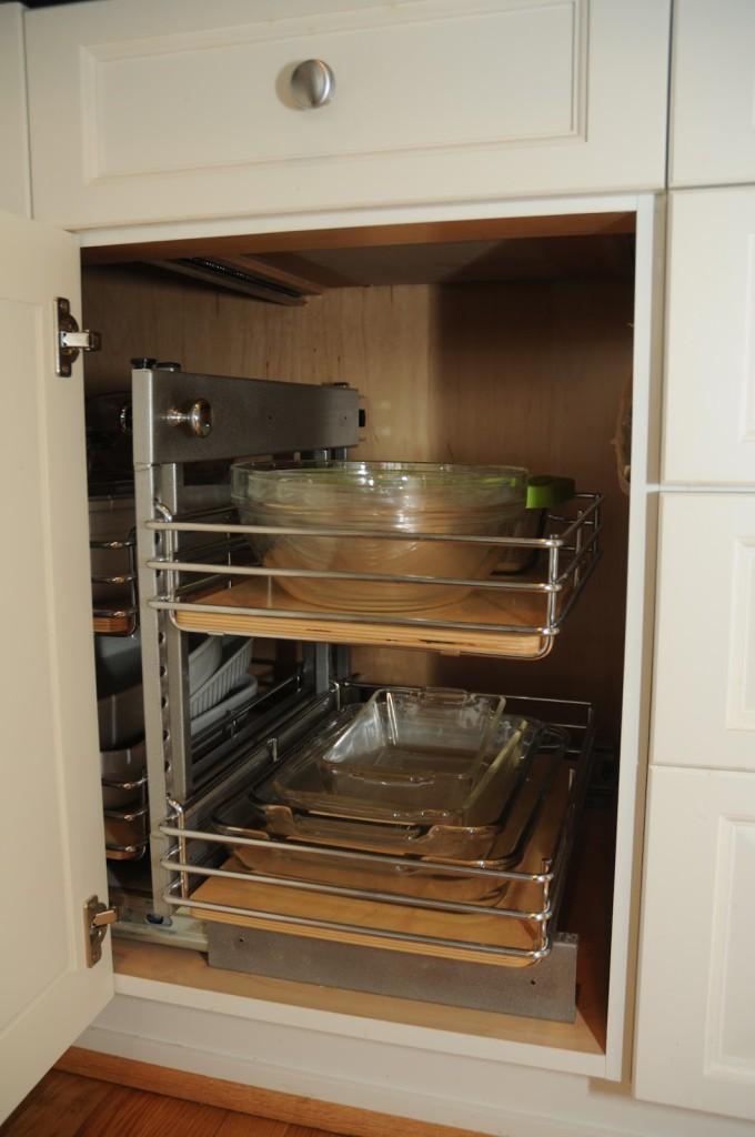 Kitchen cabinet organizers lowes photo - 1