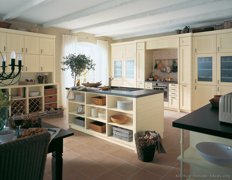 Kitchen cabinet racks photo - 1