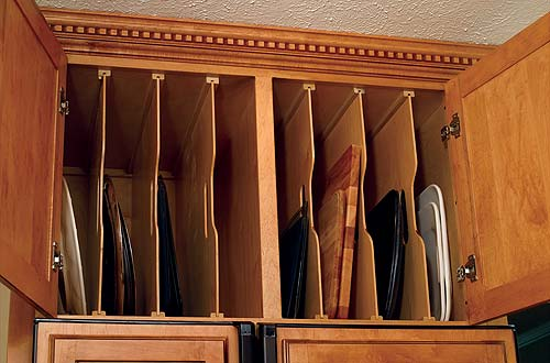 Kitchen cabinet storage organizers photo - 3