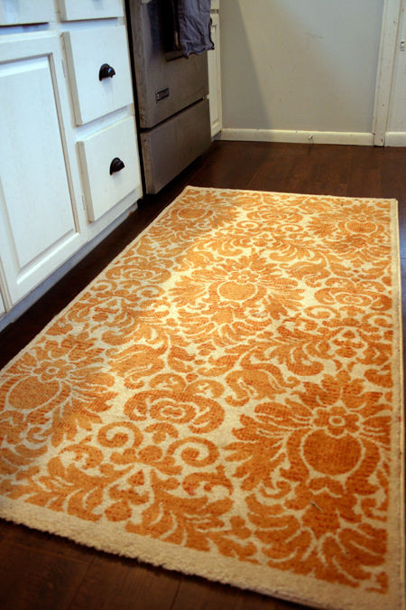 Yellow Kitchen Rug Roselawnlutheran