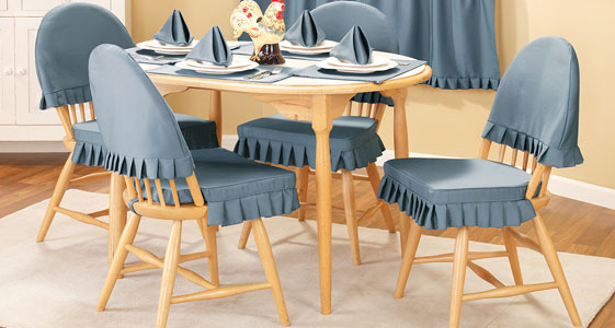 Kitchen chair pads photo - 1