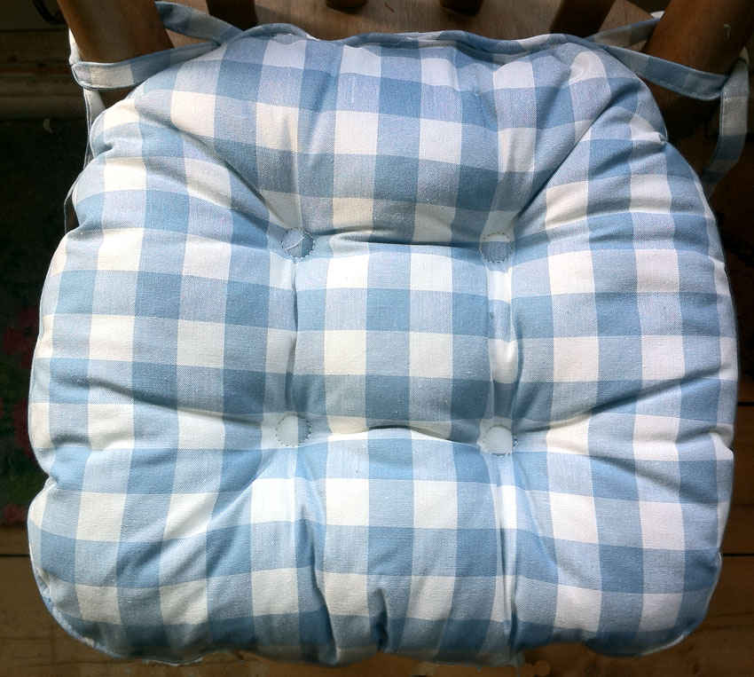 10 Photos To Kitchen Chair Pads With Ties