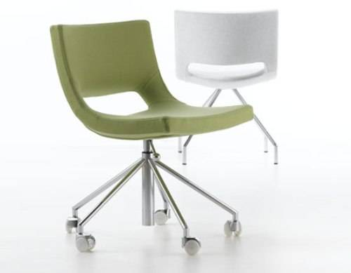 Kitchen chairs wheels photo - 1