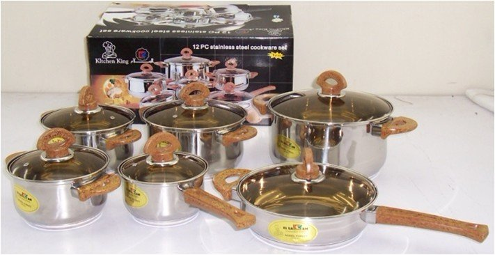 Kitchen cookware sets Kitchen ideas