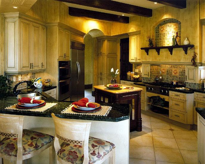 Kitchen counter bar stools photo - 1