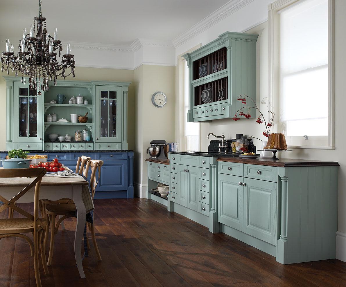 Kitchen counter shelf photo - 3