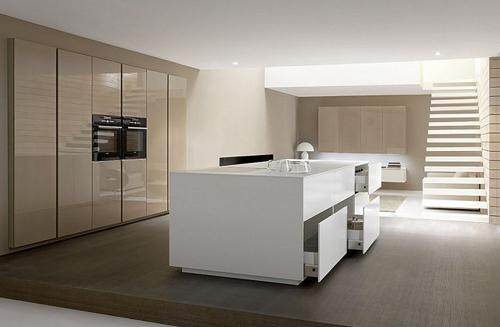 Kitchen counter storage photo - 2