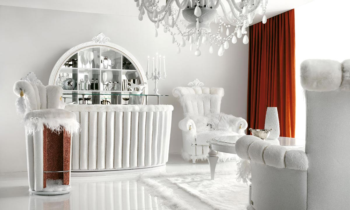 Kitchen curtains white photo - 3