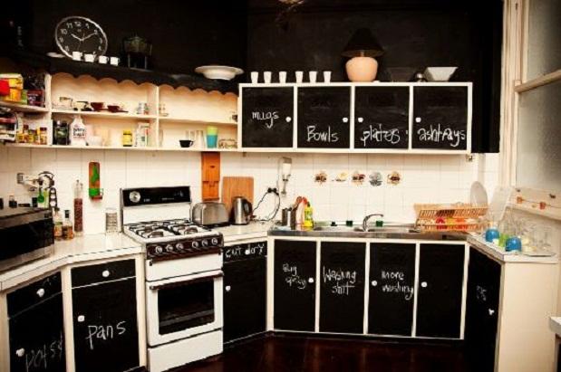 Kitchen decor coffee theme photo - 3