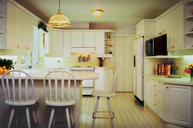 Kitchen decor for walls photo - 1