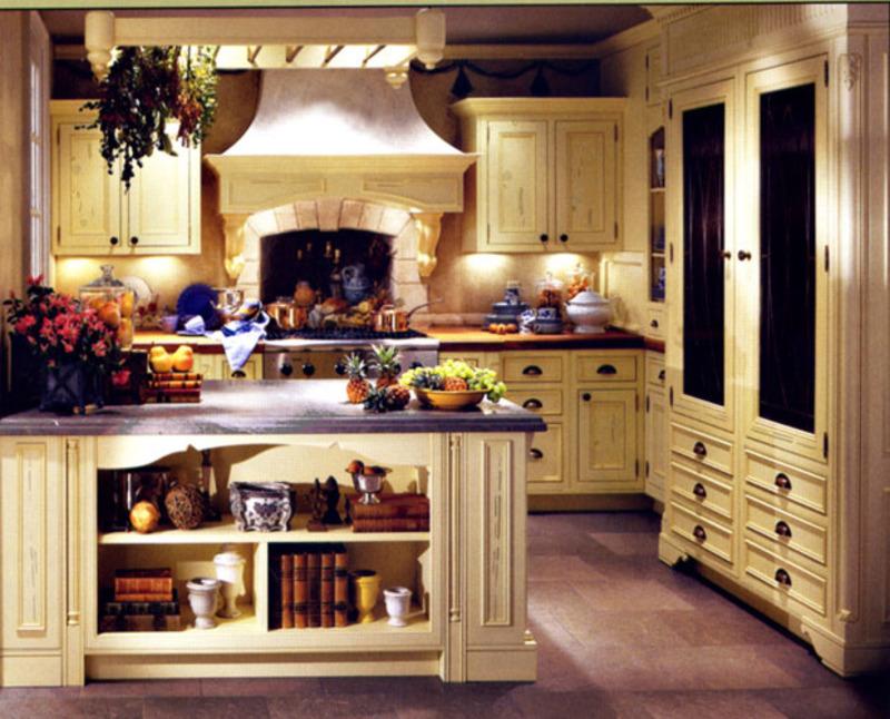 Kitchen decorating ideas themes photo - 2