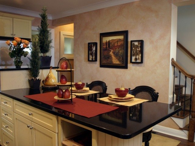 Kitchen decorating themes photo - 2