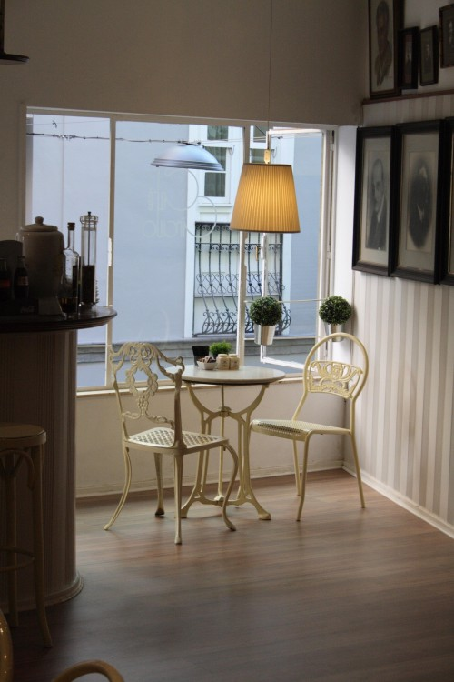 Kitchen dinette chairs photo - 1
