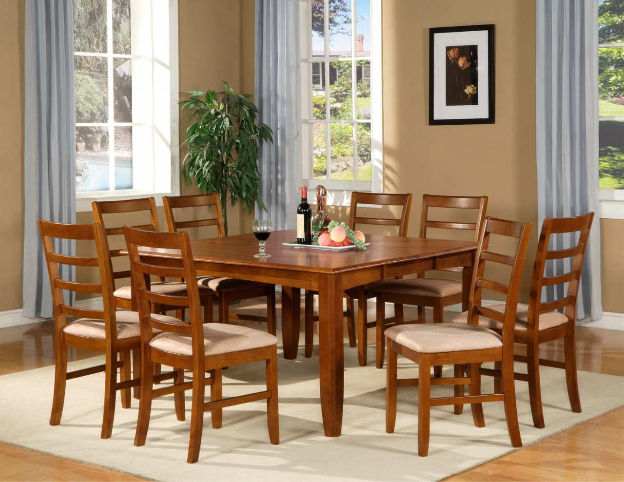 Kitchen dinette chairs photo - 2