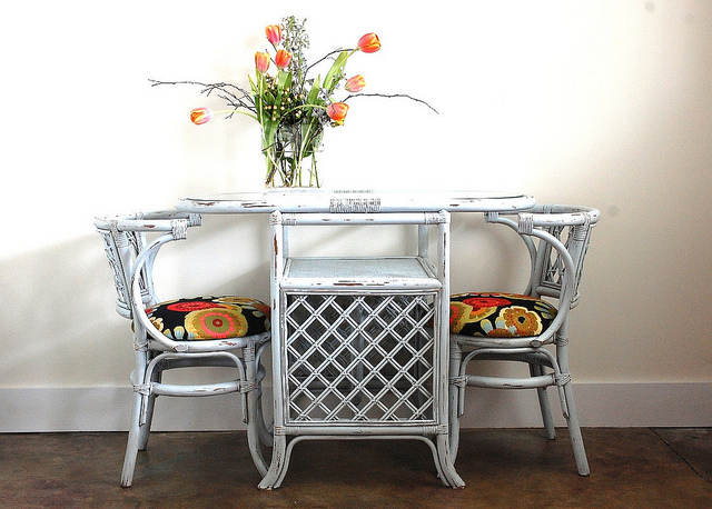 Kitchen dinette chairs photo - 3