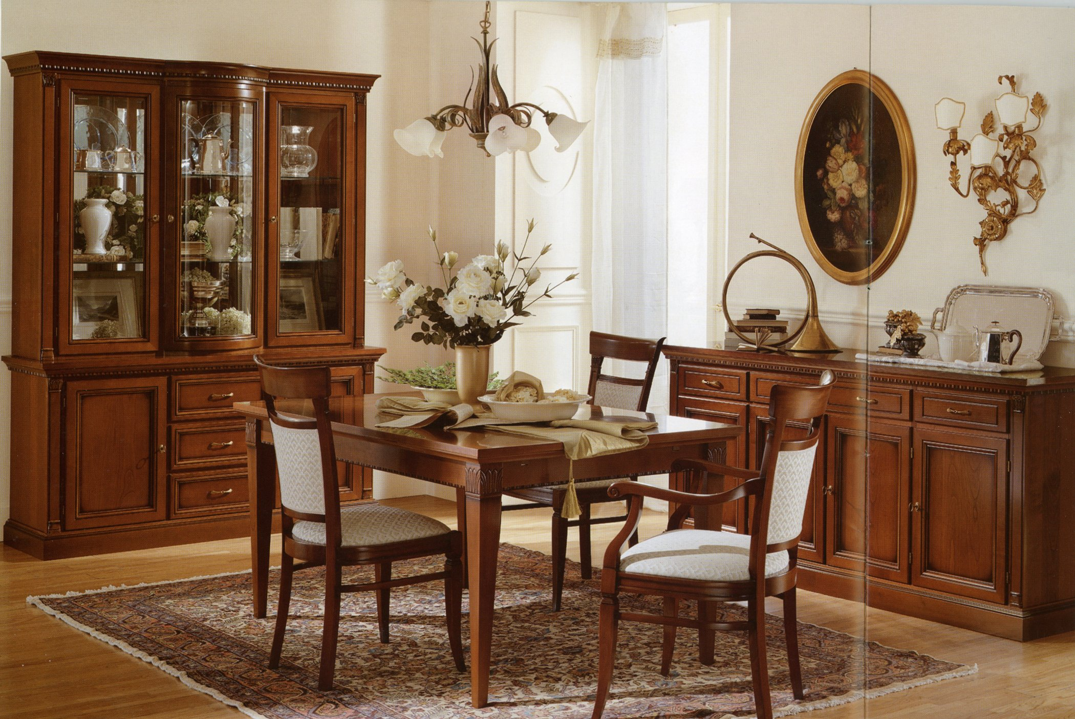 Kitchen dining table chairs photo - 3