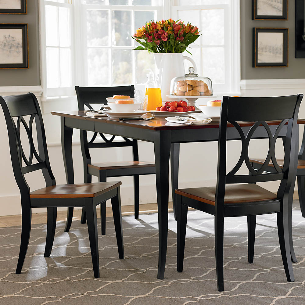 Kitchen dining tables and chairs photo - 2