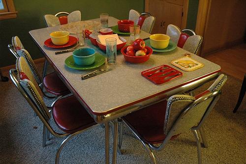 Kitchen dinner sets photo - 3