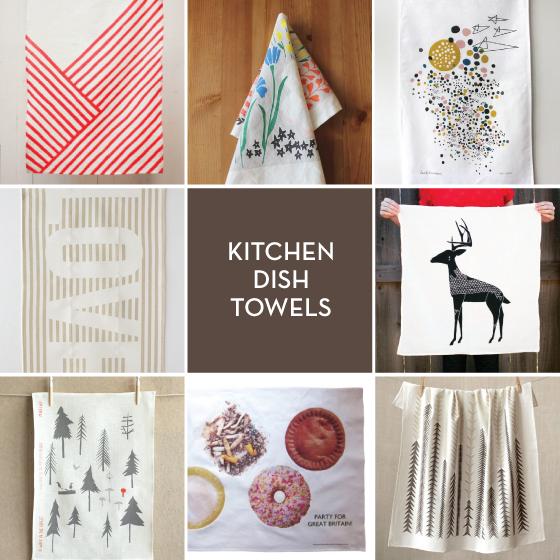 Kitchen dish towels photo - 1