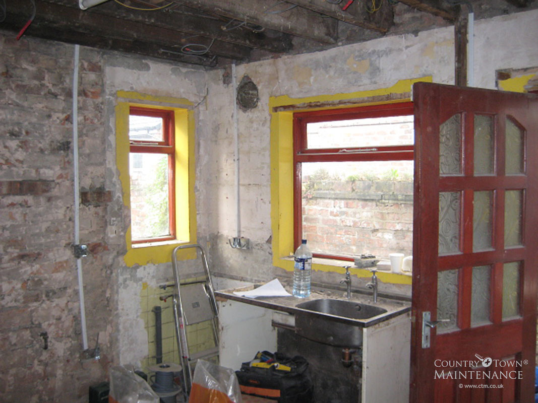 Kitchen electrics photo - 2
