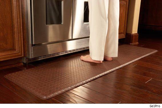 Kitchen fatigue mats photo - 2