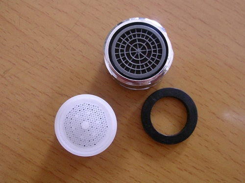 10 Photos To Kitchen Faucet Aerator