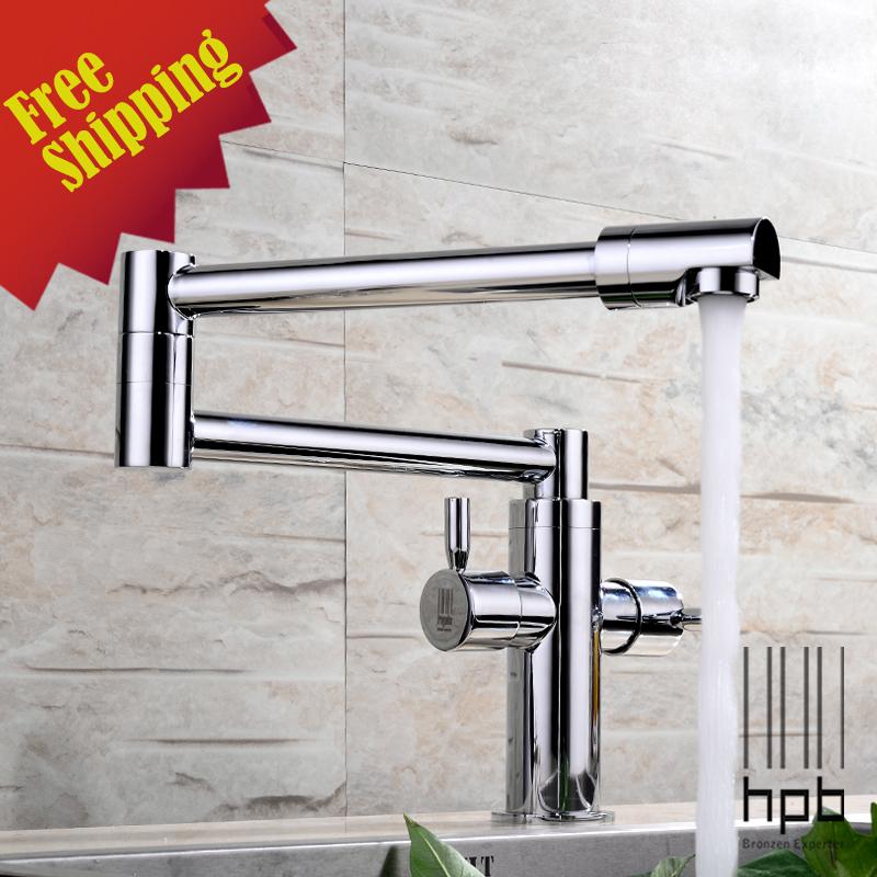 Kitchen faucet extension photo - 2