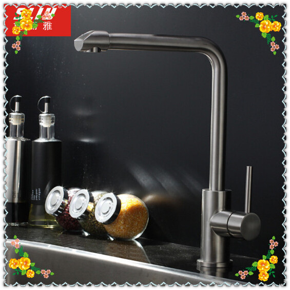 Kitchen faucet sets photo - 3