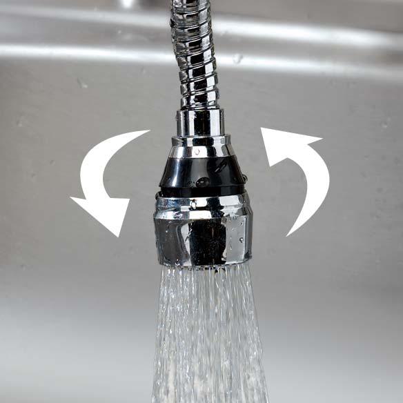 Kitchen faucet sprayer attachment photo - 3