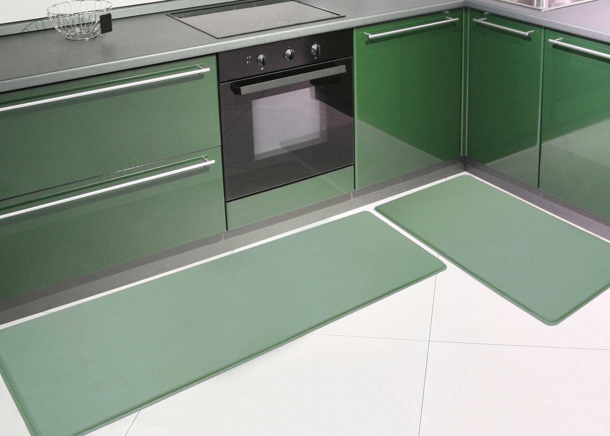 10 Photos To Kitchen Floor Mats