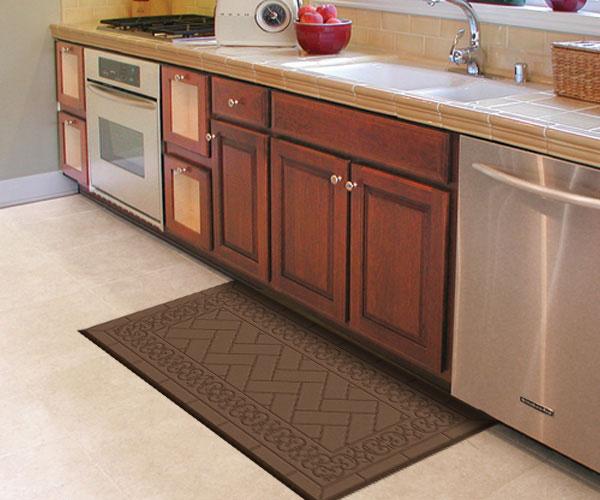 Kitchen floor mats photo - 3