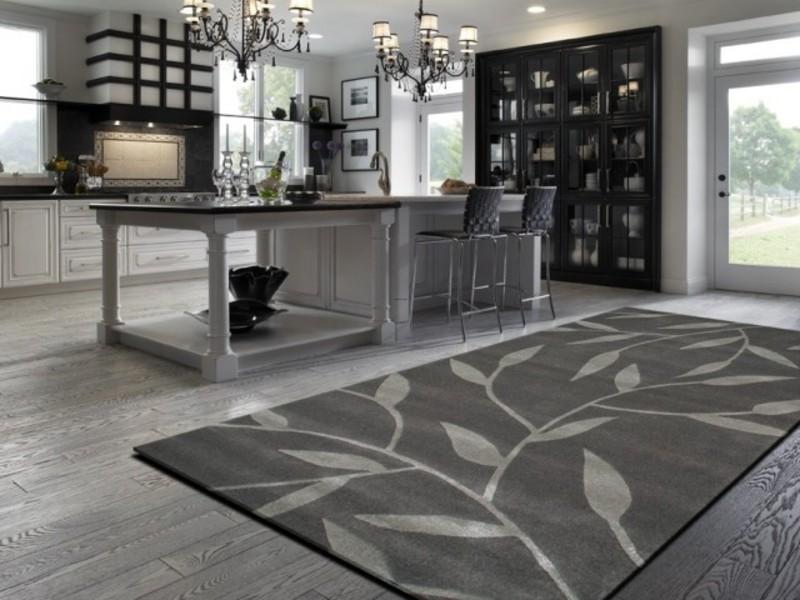Kitchen floor rugs photo - 2